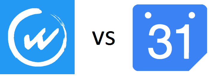 wp vs google calendar